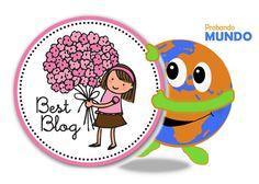 Probando el Mundo con un Best #Blog Award bajo el brazo! #premios #bloggers