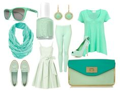 Perfect hue for this spring!