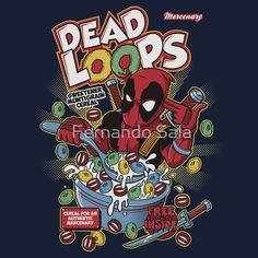 DEAD LOOPS by Fernando Sala