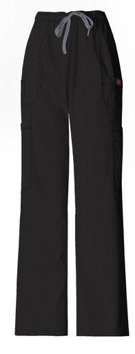 Dickies Gen Flex : Elastic Waist Cargo Scrub Pants For Men