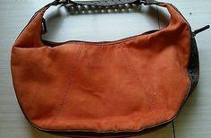 For sale! Orange is a hot fall color! Hobo bag hobo purse fall purse fall bag