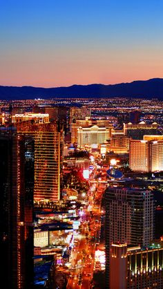 Las Vegas Skyline, The Strip. Such an exciting city. Been there so many times and will be going again and again:-)