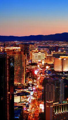 Las Vegas Skyline, The Strip