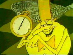 Time for Timer! I hanker for a hunk of cheese! Remember frozen o.j. on a toothpick?