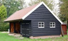 Carport Garage, Carports, Small Buildings, Luxurious Bedrooms, Garages, Stables, House Colors, Tiny House, Terrace