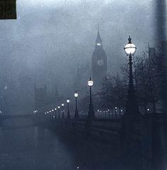 Foggy London