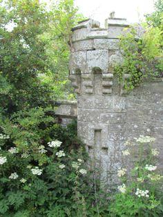 Castle in Thurso, Scotland.