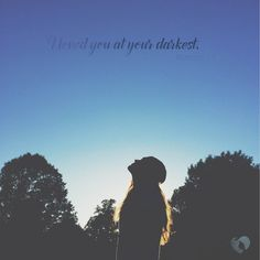 I love you  for that you are  all that you have been  and all you're yet to be.  Let that love settle deep into your soul & fuel a passion for Jesus! The fact that He loves us with an everlasting love propels us to take faith steps and trust that where He is leading us is for His glory & our good. Trust in His love and good plans for us, today!