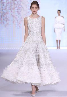 Красота это просто: Свадебное платье