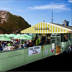 Tognazzini's Dockside Restaurant: delicious waterfront eatery in Morro Bay, CA