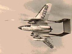 DeHavilland DH10 Sea Vixen De Havilland Vampire, Vixen, Fighter Jets, Aircraft, Sea, Vehicles, Aviation, The Ocean, Car