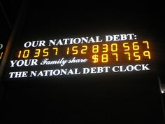 Fiscal Cliff Survey: More than half of Americans would rather have a higher national debt than pay higher tax rates Capital Gains Tax, Tax Rate, Day Trading, Debt, Budgeting, High School, Cliff, Wordpress, College