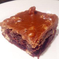 Monster Mama: Chocolate Praline Brownies