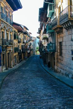 Photo Diary: Hondarribia - The Beautiful Seaside Town In The Basque Country Places In Spain, Basque Country, Seaside Towns, Photo Diary, Travel Planner, Travelogue, Spain Travel, Travel Inspiration, Hand Luggage