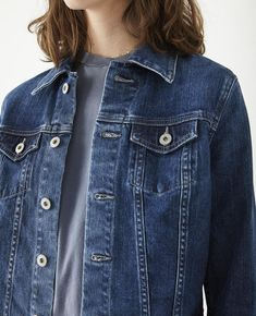 bbe2ba4796a 259 Best : denim outerwear images in 2019 | Jacket, Outfits, Wraps