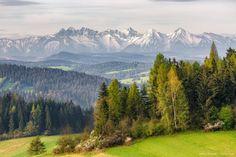 ***Tatra Mountains (Poland) by Jakub Perlikowski 🇵🇱 Poland Culture, Visit Poland, Tatra Mountains, Bratislava, Capital City, Heritage Site, Where To Go, Night Life, Places To Visit