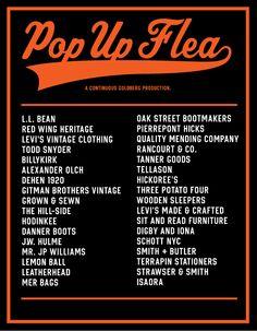 Vintage Pop-Up Retail in NYC