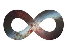 Лемниската — знак бесконечности.