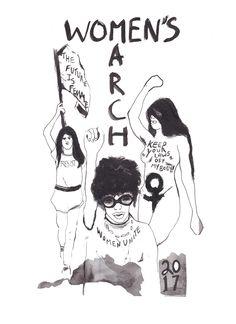 #Otrasdemencias #WomansMarch
