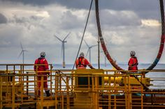 #Engineering opportunities in offshore wind