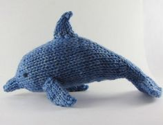 This listing is for my dolphin pattern pdf, his name is Sifiso, meaning 'Hope' in the Zulu language. Loom Knitting, Knitting Socks, Baby Knitting, Knitting Needles, Free Knitting, Loom Animals, Knitted Animals, Animal Knitting Patterns, Crochet Patterns