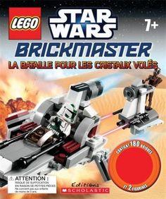 Cet ensemble LEGO® Star Wars est la suite du premier ensemble, avec deux nouvelles minifigurines et des scénarios complètement différents. Cette nouvelle aventure suit Gree, le commandant des clone troopers. Le droïde doit retrouver les cristaux très précieux des sabres lasers, volés par un droïde oeuvrant pour les séparatistes. Malheureusement, le capitaine des droïdes construit également des armes et des navettes pour le battre!