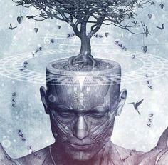 Una mente agradecida, es una mente descansada