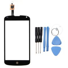 Digitizer Touch Screen Replacement +Tools For Google L.G Nexus 4 E960