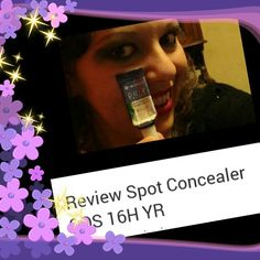 "#BuonaNotte a tutti :-)   Non dimenticate di guardare la mia ultima #videoreview sul mio canale #youtube :-)    "" Review Spot Concealer SOS 16H YR ""    #Goodnight #Sleeptime #sleep  #makeup #instamakeup #makeupoftheday #beautyoftheday #picoftheday #instapic #instalove #cosmetics #cosmeticsoftheday  #fashion #concealer #beauty #beautiful #topcosmetics #yvesrocher #yvesrocheritalia #videomaker"
