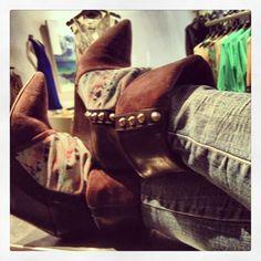 #isabelmarant #boots