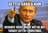 Putin ilmoittaa