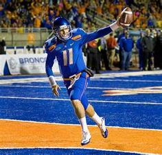 Kellen Moore- I sure miss him on the team already. whatever team he gets on, I will be cheering for him. :)