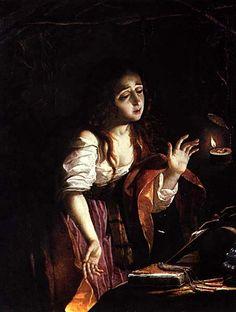 Josefa de Óbidos - Santa María Magdalena