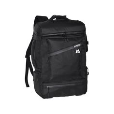 Keep your laptops or any gadgets super safe in this urban style backpack with fully padded main compartment with an additional padded sleeve inside. Equipped with dual side zippered pockets, flap pock...