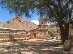 Santiago de Rió Grande. San Pedro de Atacama.
