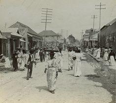 Queen Street, Kingston, Jamaica | Item: 1-453 Title: Queen S… | Flickr …