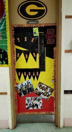 Grambling State University/ Elementary  school decoration