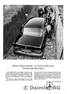 Werbeanzeigen Pkw 1966