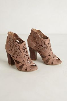 Shop the Mirelle Lacecut Booties and more Anthropologie at Anthropologie today. Read customer reviews, discover product details and more.