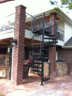 What You Need To Know About Spiral Staircases | Spiral staircases ...