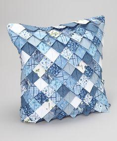 Look what I found on #zulily! Precious Trip Throw Pillow by Donna Sharp #zulilyfinds