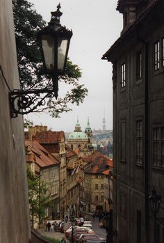 Prague Little Quarter  By earthmagnified    Sometimes I wonder if Europeans think Americans are weird for thinking Europes' alleys are picturesque.....