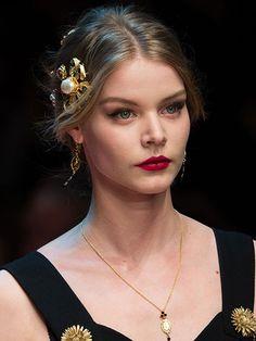 Milan Fashion Week Fall 2015 - Dolce & Gabbana