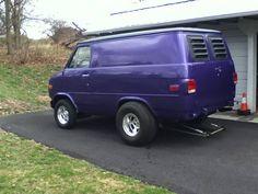 1987 Chevy go machine..vk