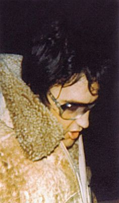 ELVIS NOW - Elvis candids from 1969-77/Elvis in Memphis 1973