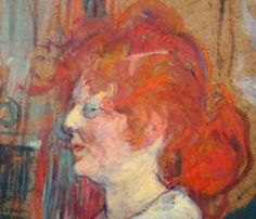 Susan Smolensky: Life Portrait and Toulouse Lautrec