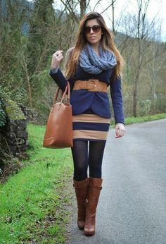 Increibles botas de mujer para el invierno | Colección de botas de temporada