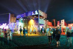 festival lighting