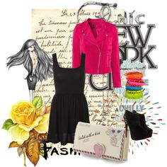 """Urban sweetheart"" by Elisa Urso onPolyvore"