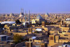 Rundreisen und Urlaub im Iran - Jetzt buchen!  Tai Pan Iran, San Francisco Skyline, Destinations, Ruins, Temples